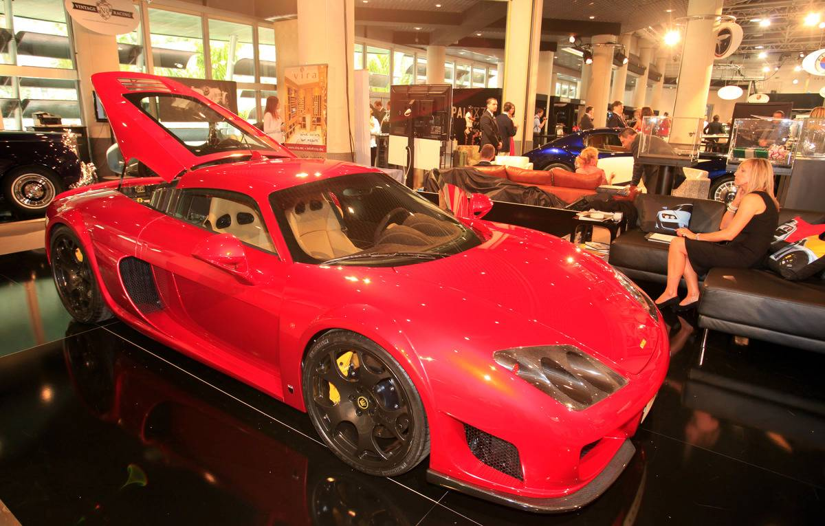 Top Marques Monaco - Opening Day