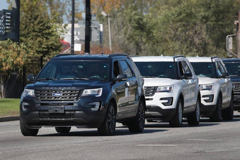 1.3 Million Ford Explorers May Be Recalled Due To Exhaust Fume Problem
