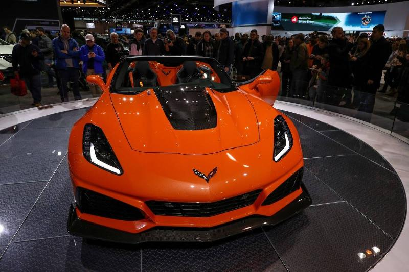 110th Annual Chicago Auto Show 2018