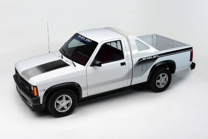 1989 Dodge Shelby Dakota Pickup Truck