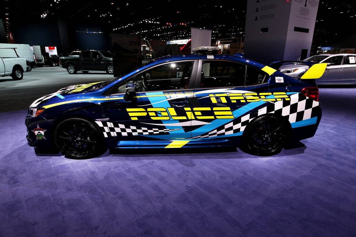 2015 Chicago Auto Show Media Preview - Day 2