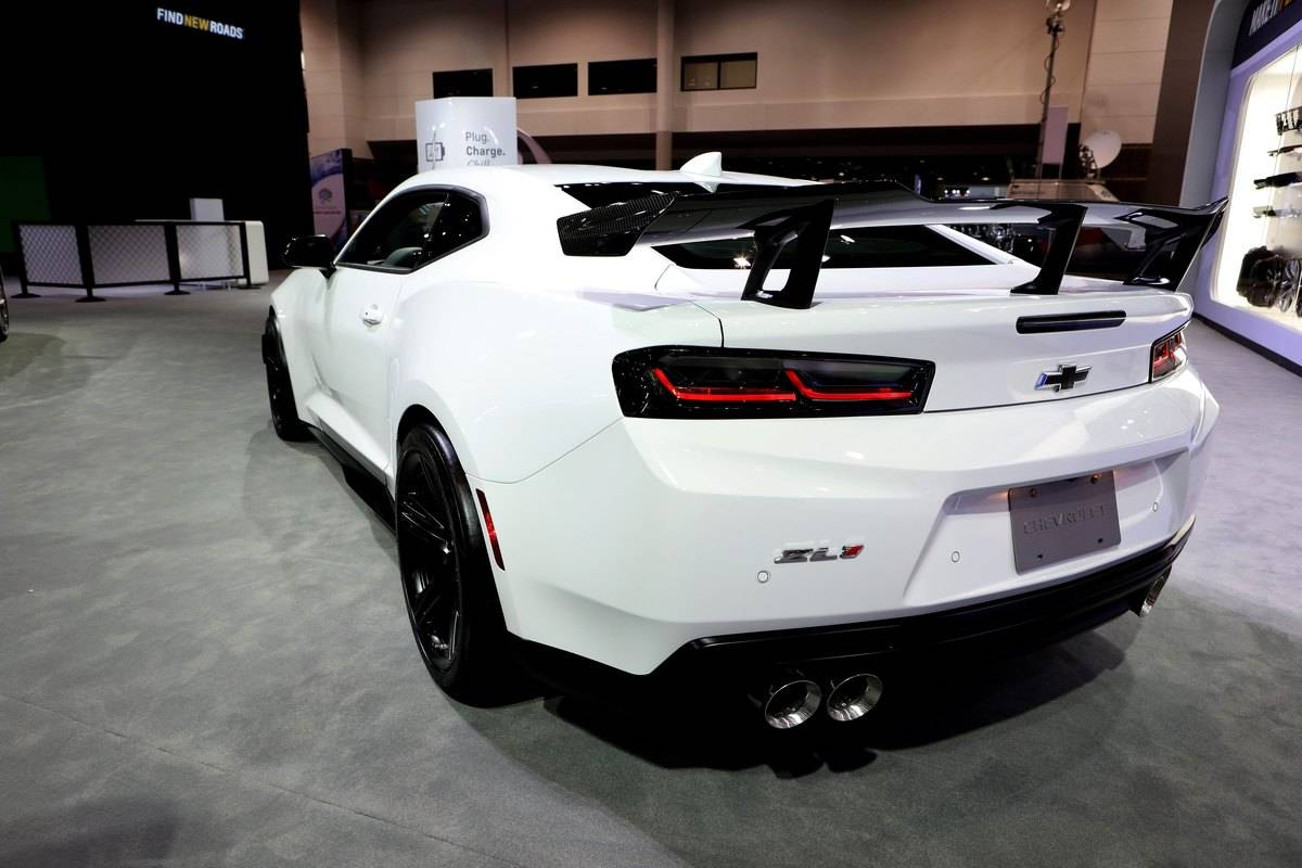 2018 Chicago Auto Show Media Preview - Day 1