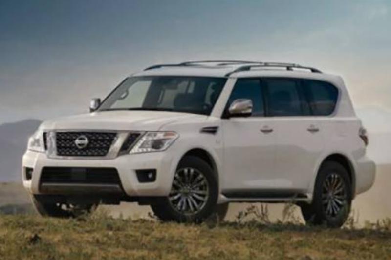 2020 Nissan Armada 4WD