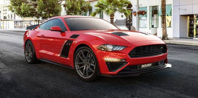 2020 Roush Performance Stage 3 Mustang
