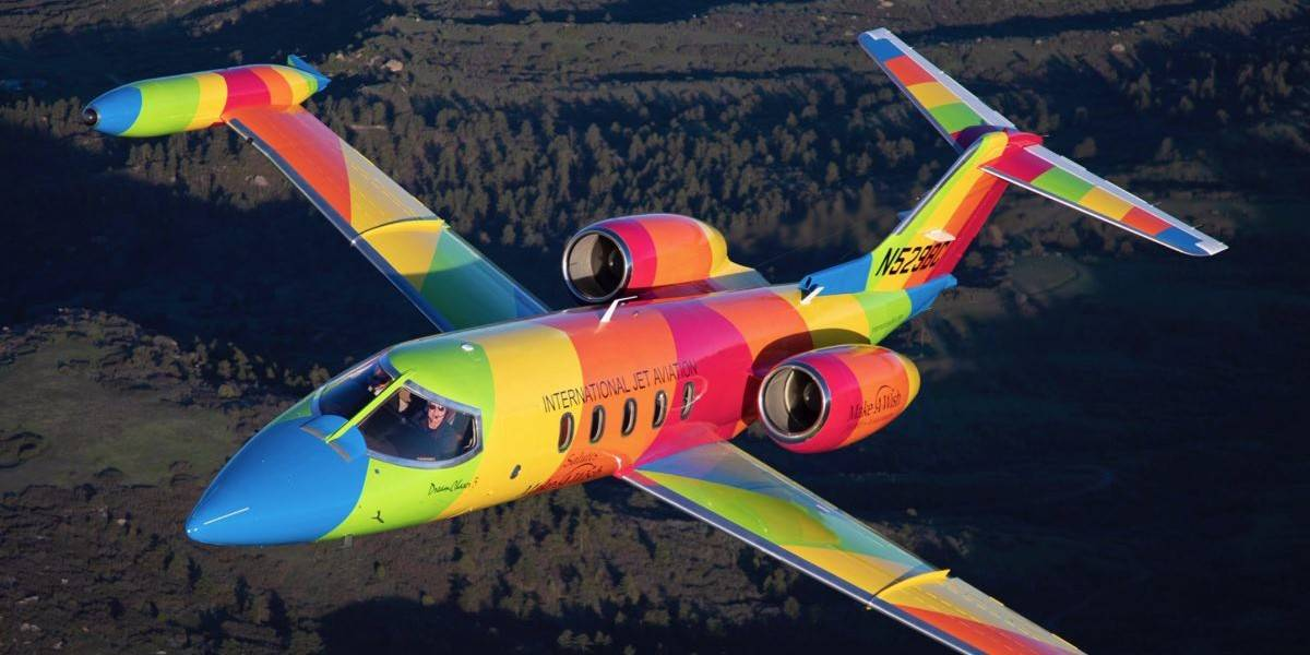 Airplanes That Prove Ruling The Sky Is All About A Customized Paint Job