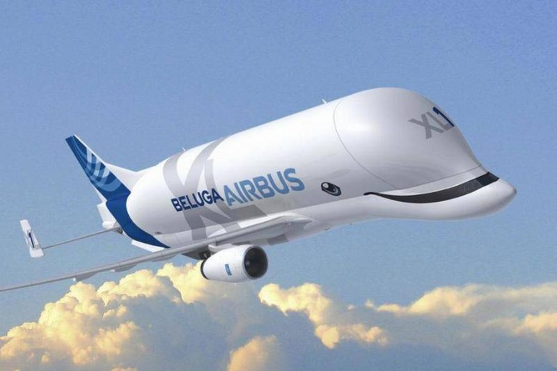 It's A (Beluga) Whale Of A (Plane) Tale