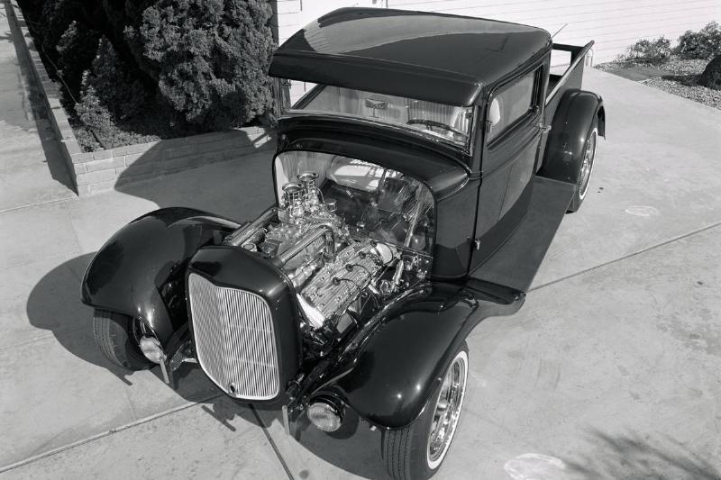 Al Coffern's 1933 Ford Pickup