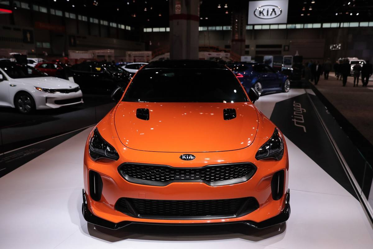 Chicago Auto Show 2018 media day