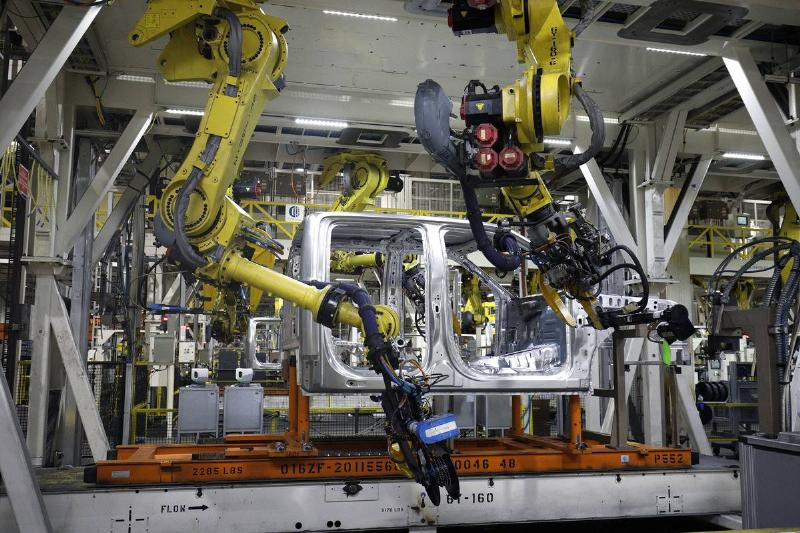 Ford Marks 100th Anniversary Of Its Dearborn Truck Plant