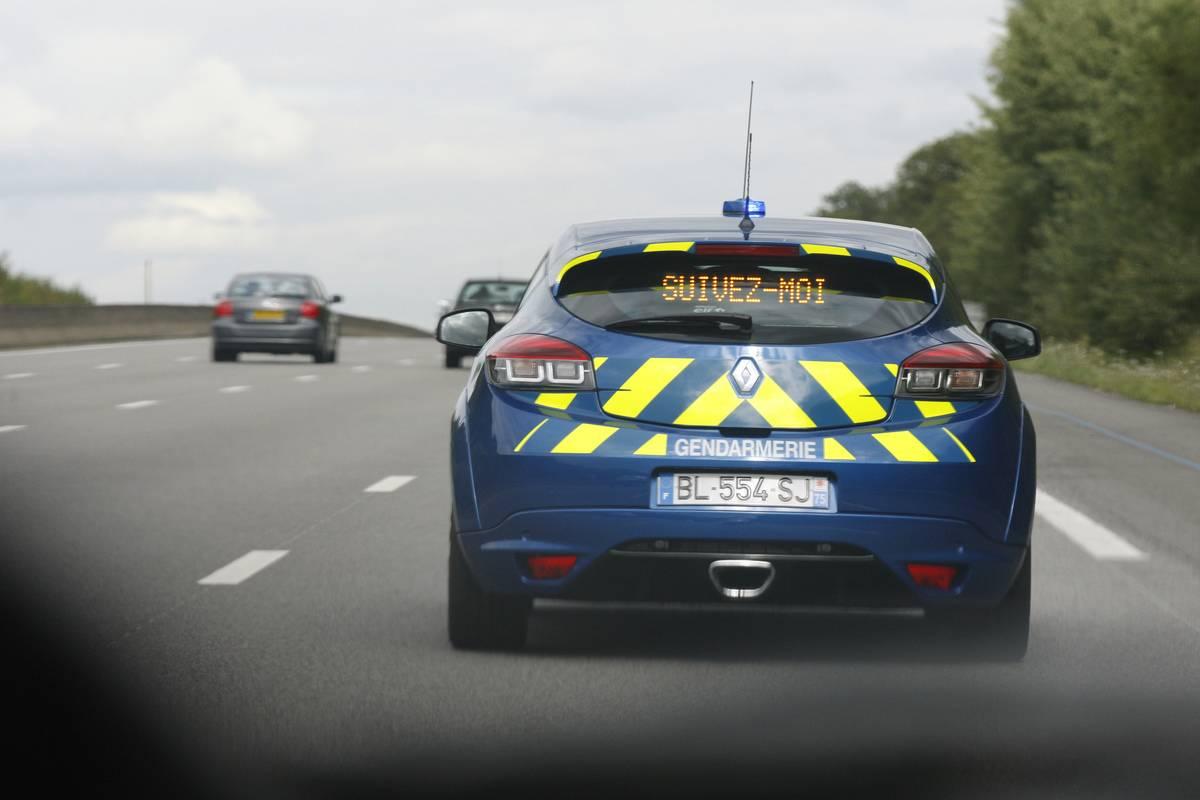 FRANCE-POLICE-GENDARMERIE