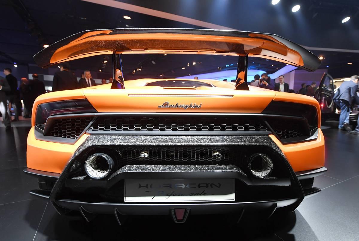 Geneva International Motor Show - VW group evening