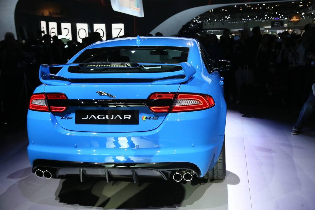 Jaguar Land Rover Press Conference at the 2012 LA Auto Show