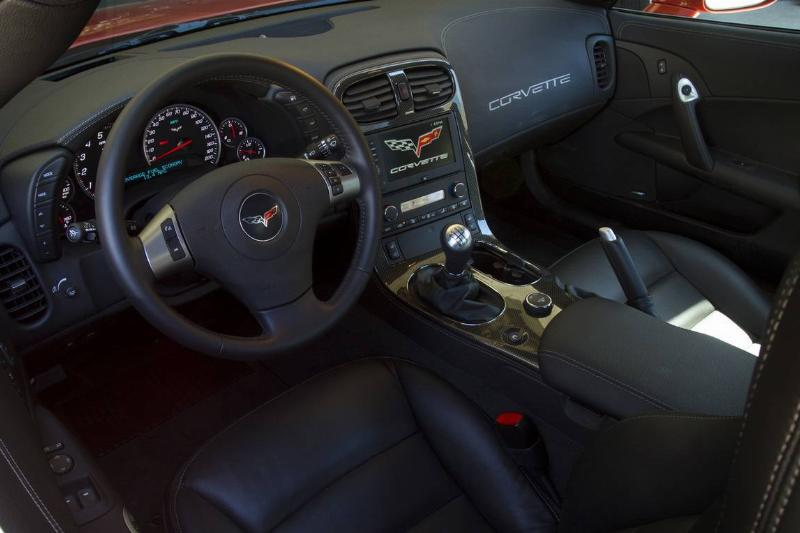 (Los Angeles) 2011 Chevrolet Corvette Z06 is a $74,000 classic sport car that's become the inadvert