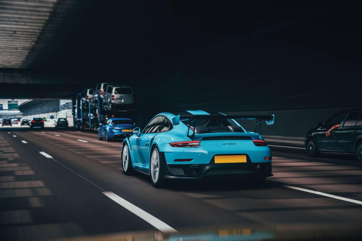 Porsche 991 GT2 RS, France