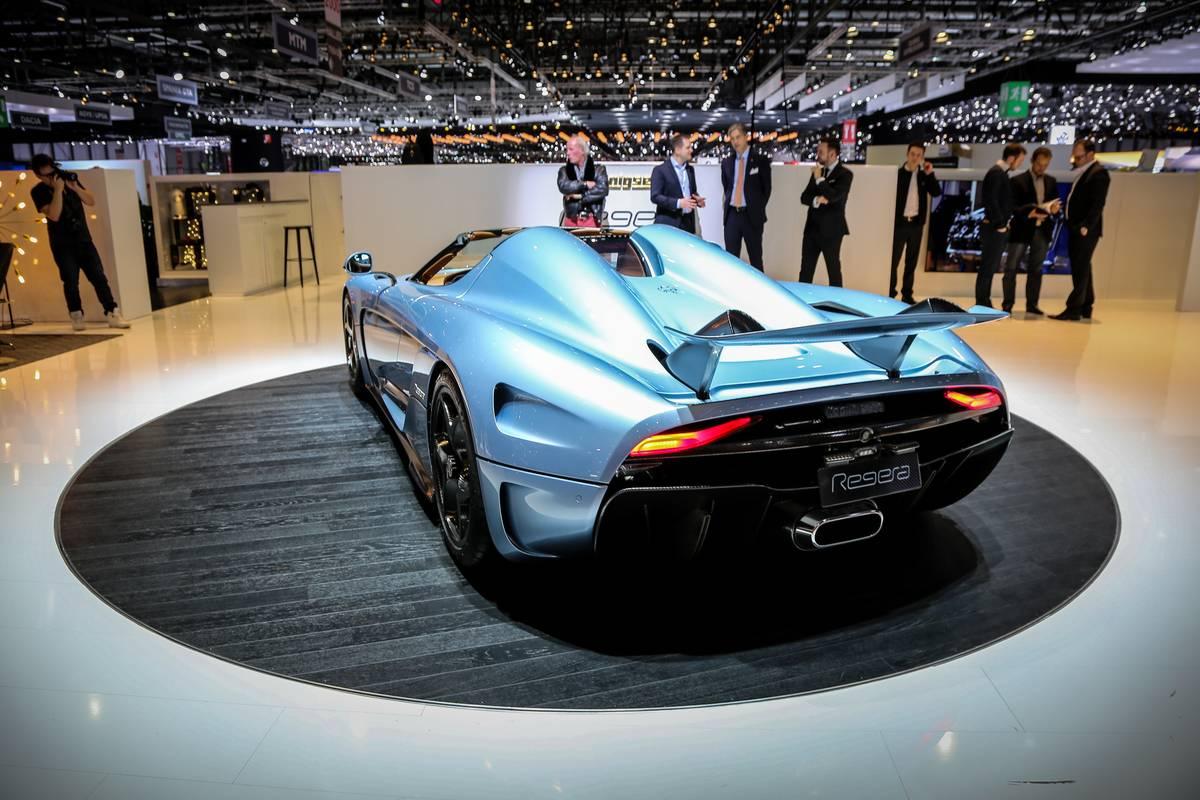 Switzerland - 85th Geneva International Motor Show 2015