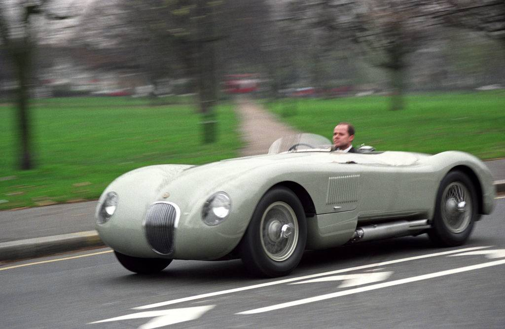Picture of 1953 Jaguar C-type Works Lightweight