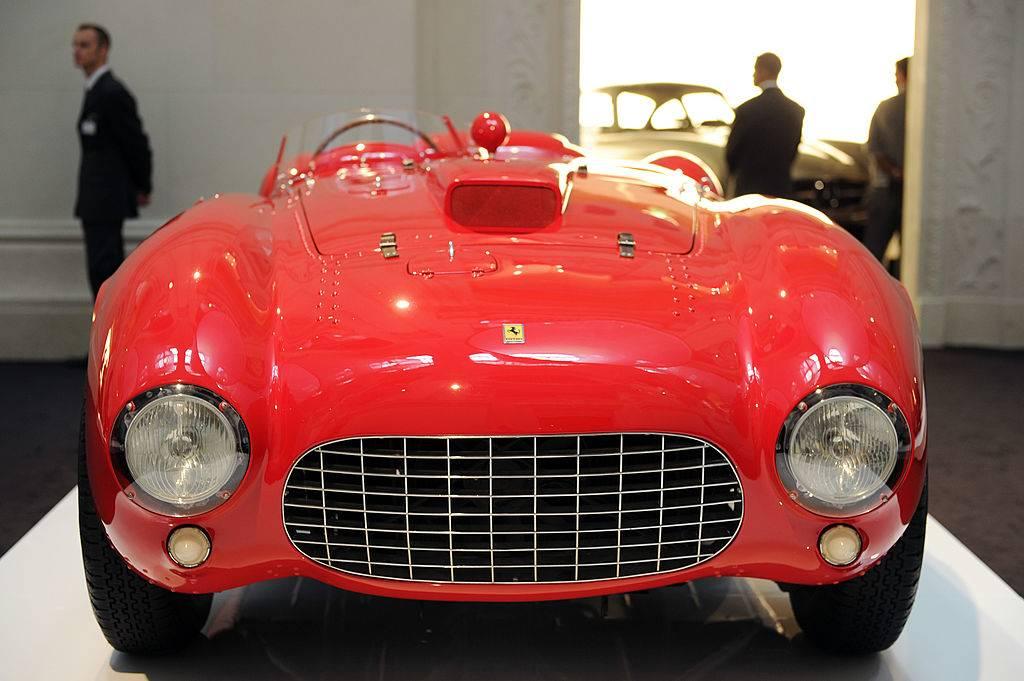 Picture of 1954 Ferrari 375-Plus Spider Competizione