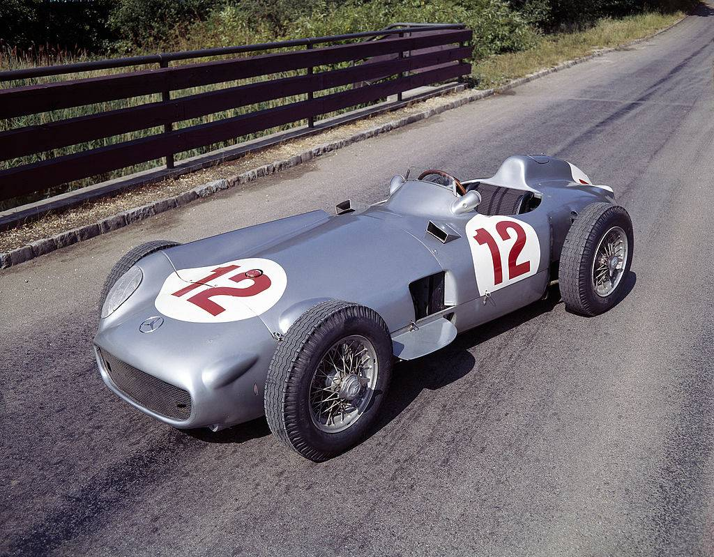 Picture of 1954 Mercedes-Benz W196