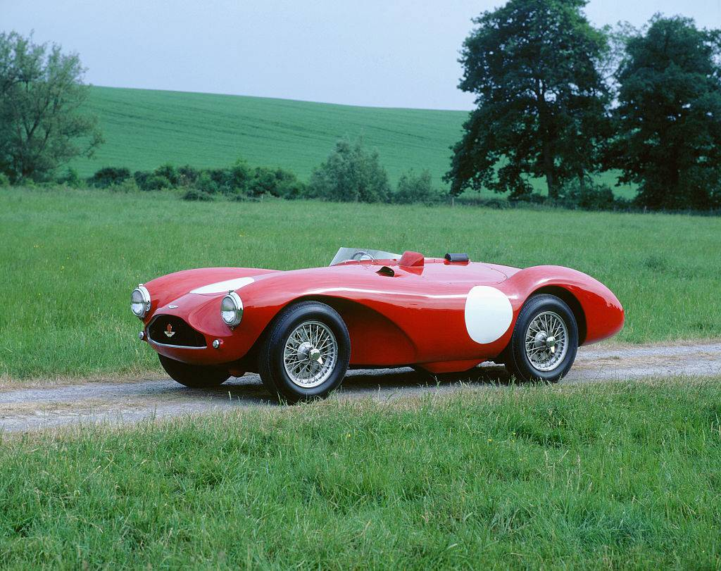 Picture of 1955 Aston Martin DB3S