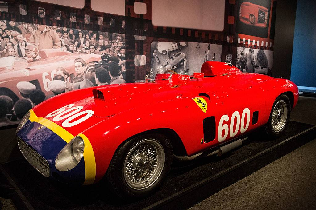 Picture of 1956 Ferrari 290 MM
