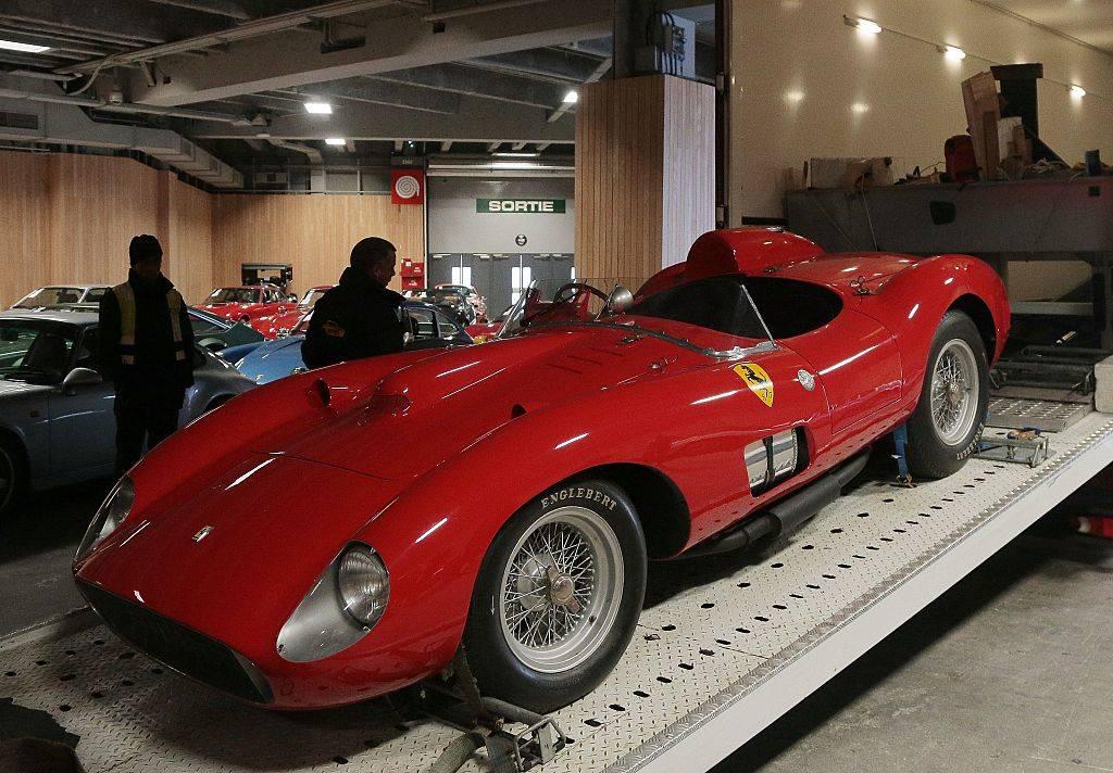 Picture of 1957 Ferrari 335 Sport Scaglietti
