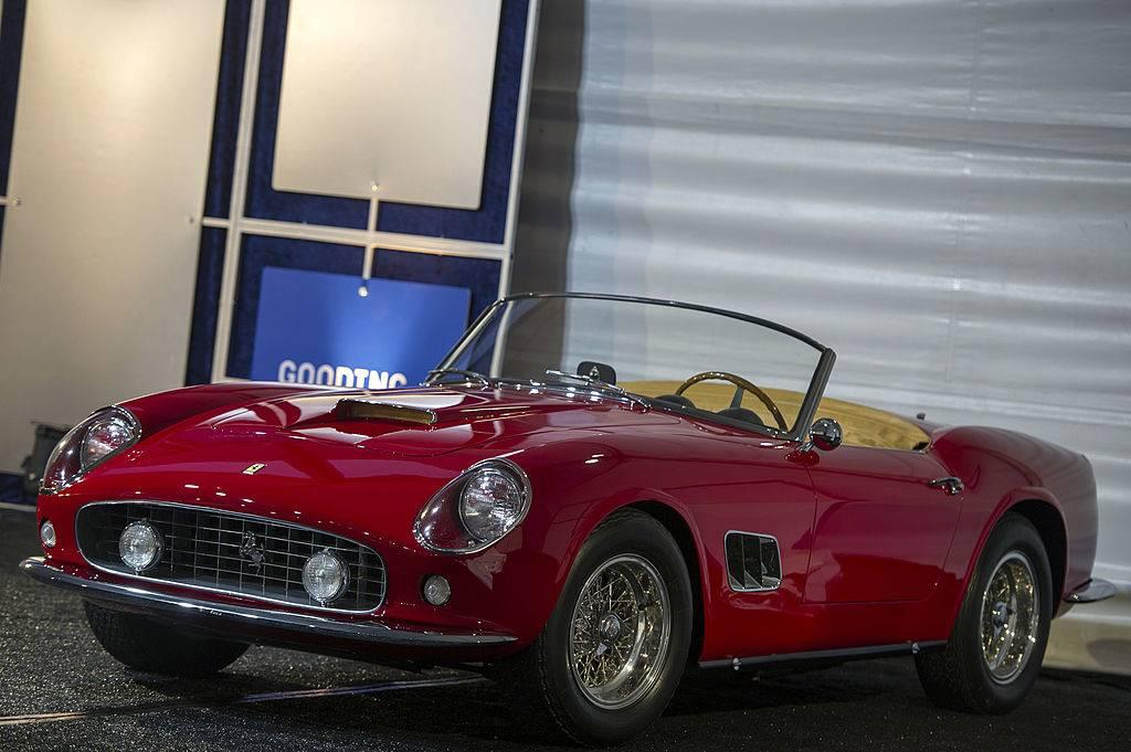 Picture of 1961 Ferrari 250 GT SWB California Spyder
