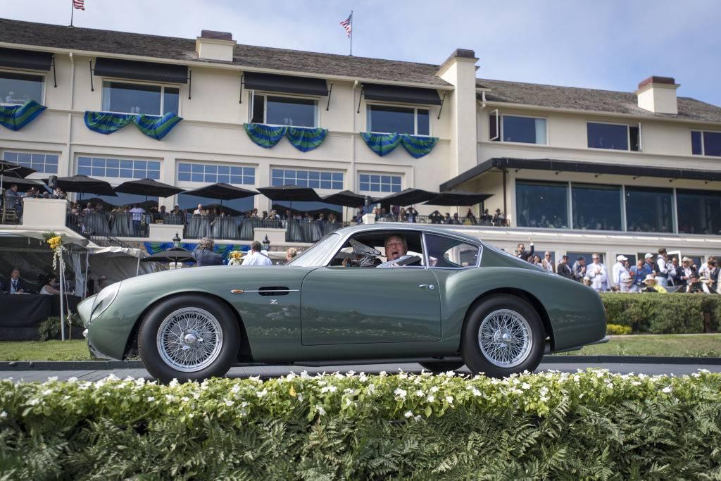 Picture of 1962 Aston Martin DB4GT Zagato
