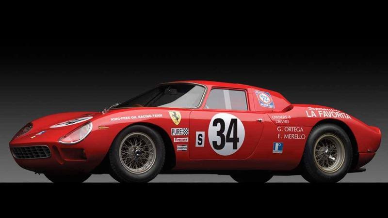 Picture of 1962 Ferrari 250 GTO