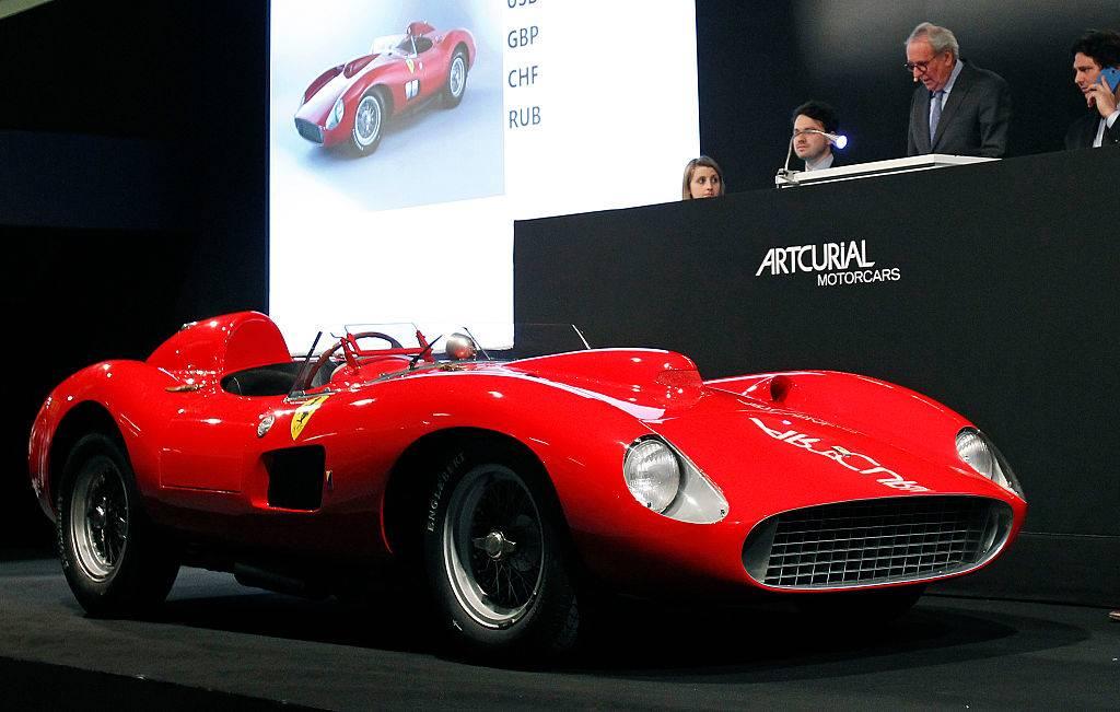 Picture of 1962 Ferrari 250 GTO By Scaglietti