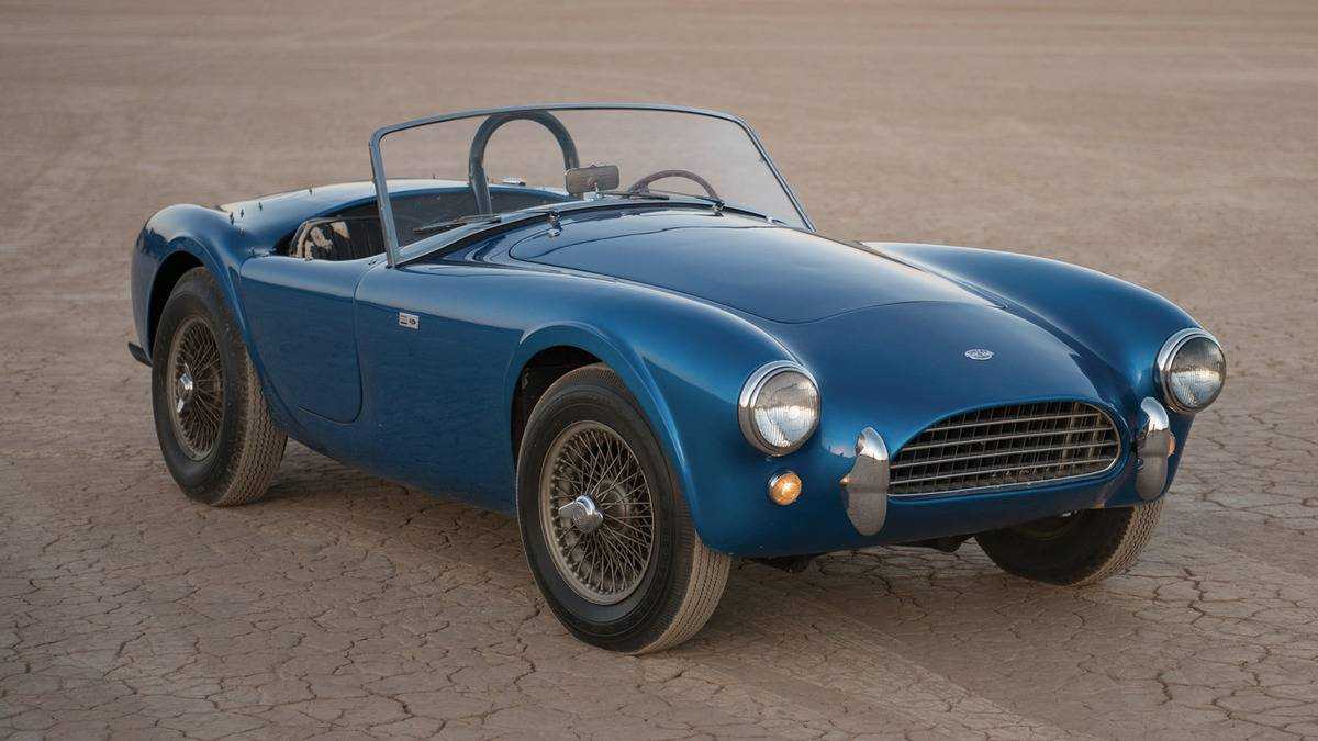 Picture of 1962 Shelby 260 Cobra