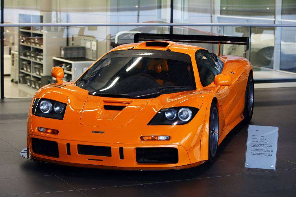 Picture of 1994 McLaren F1 LM