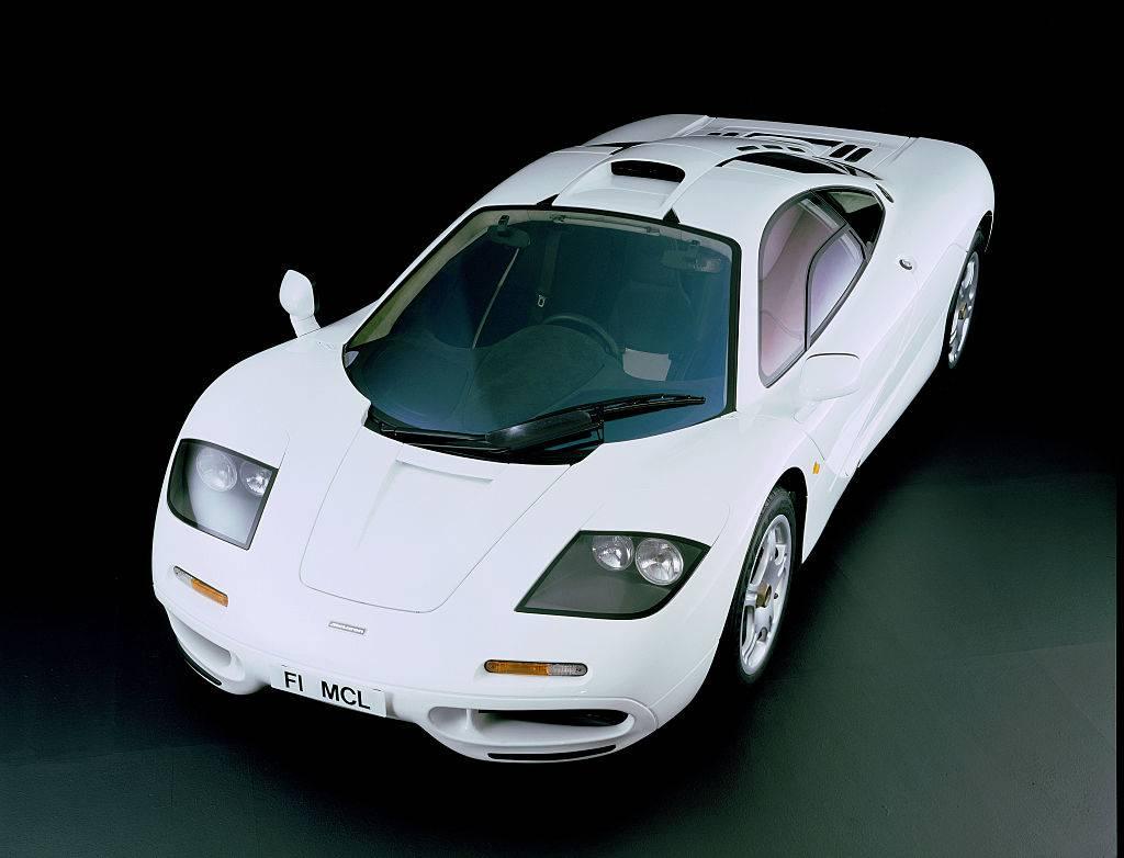Picture of 1995 McLaren F1