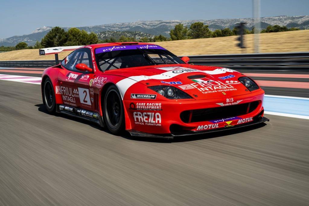 Picture of Ferrari