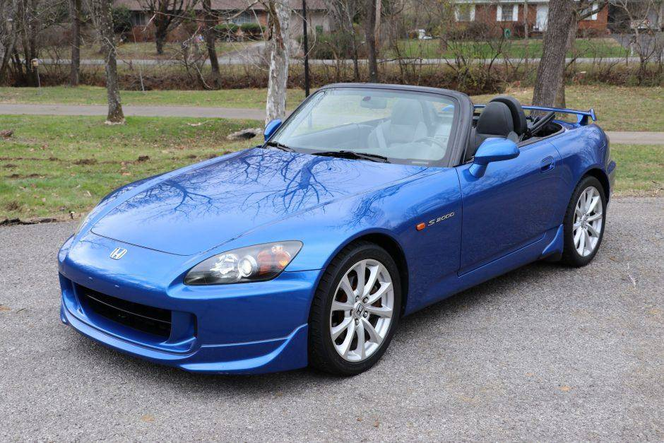 Honda S2000 Was Reliable And Great To Drive