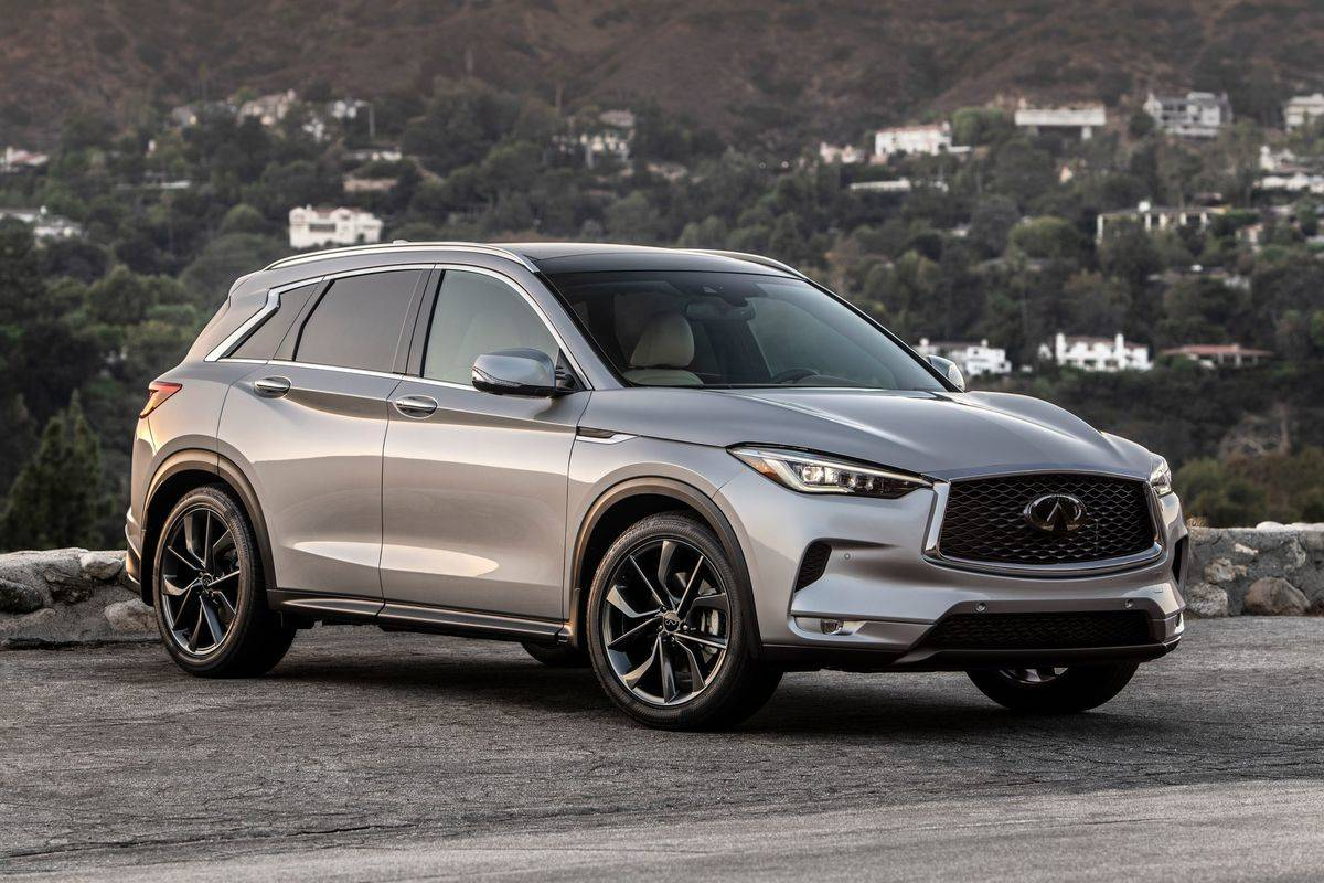 Infiniti Is A Performance And Tech Leader