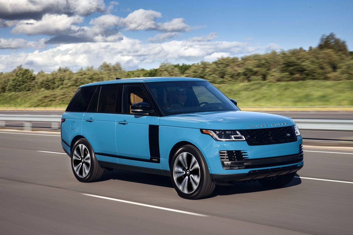 Land Rover's Give The Best Of Both Worlds