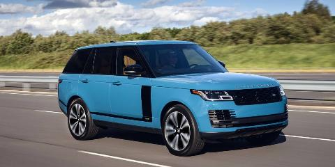 Luxury Vehicles To Buy If You Want To Live Life In The Fast Lane Of 2021