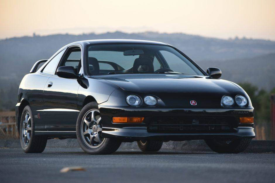 The Acura Integra Type R Was A Pure Performance Car