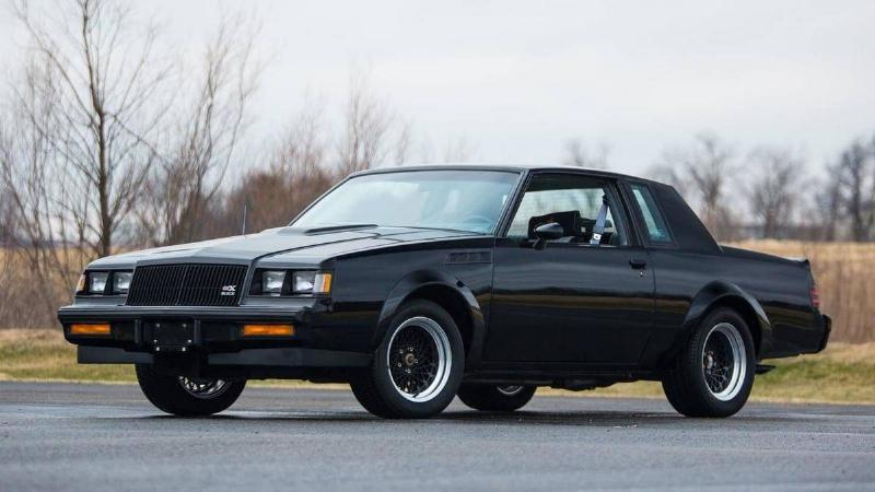 The Buick Grand National Restored Faith In Muscle Cars