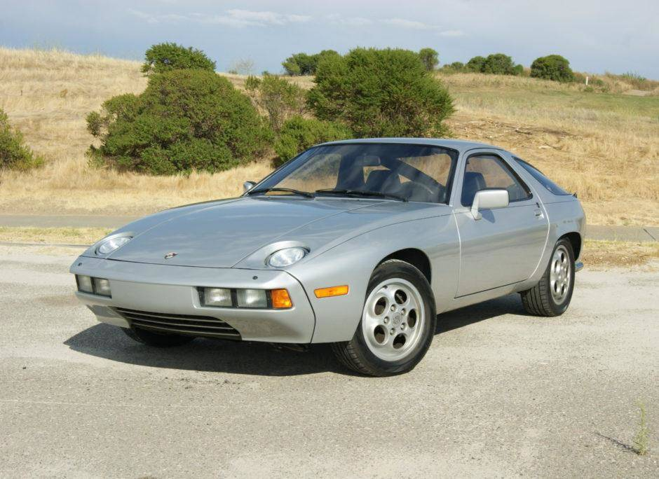 The Porsche 928 Was Iconic