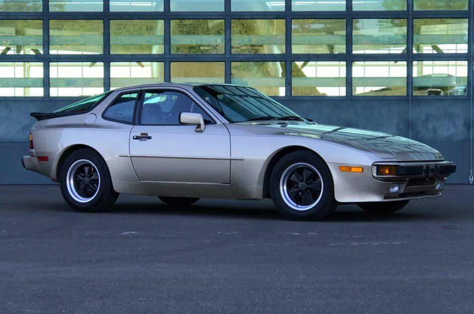 The Porsche 944 Helped The Company In Hard Times