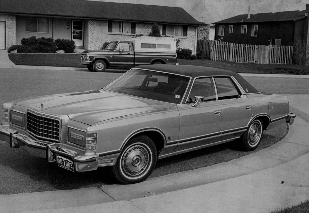 MAY 28 1977; Ford LTD Landau Is The Top Of The Model Line; The LTD has plenty of comfort, is quiet a