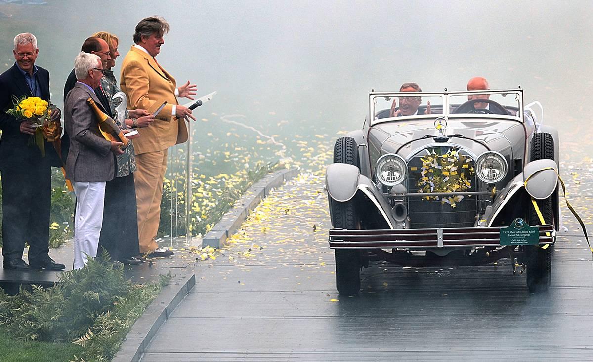 1928 Mercedes-Benz 680S Torpedo Roadster