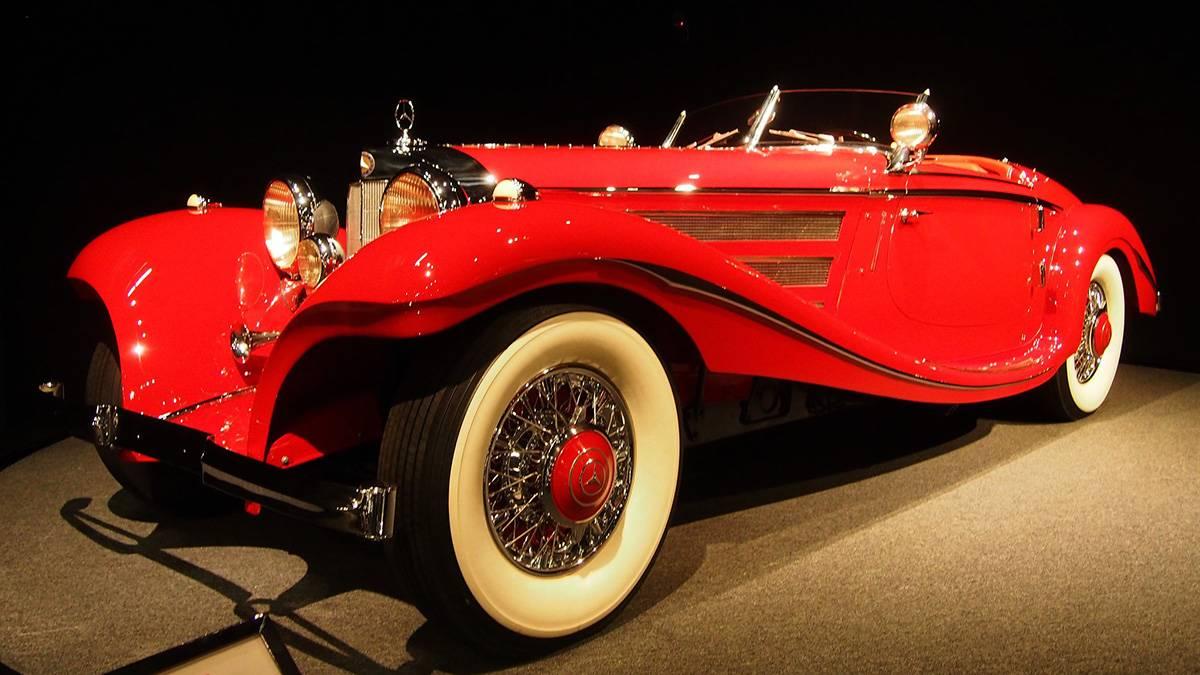 1936 Mercedes-Benz 540K Special Roadster