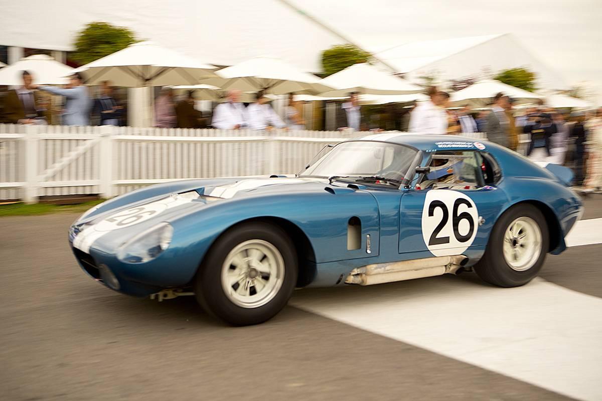 1965 Shelby Daytona Cobra Coupe CSX 260