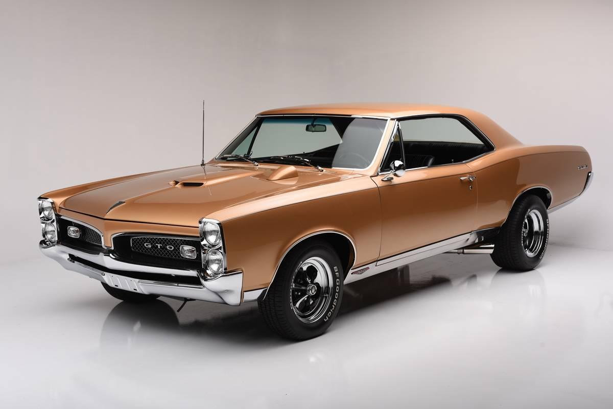 1967 Pontiac GTO Judge