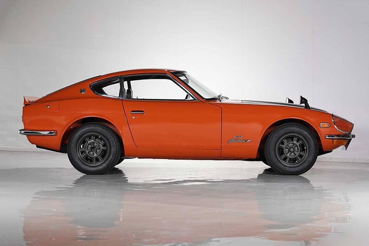 1970 Nissan 240Z Z432R