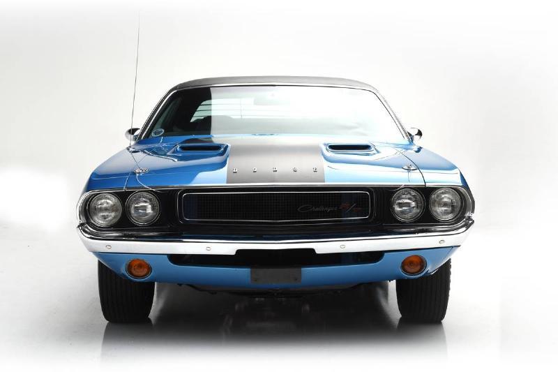 1970 Dodge Challenger RT 440 6 Pack