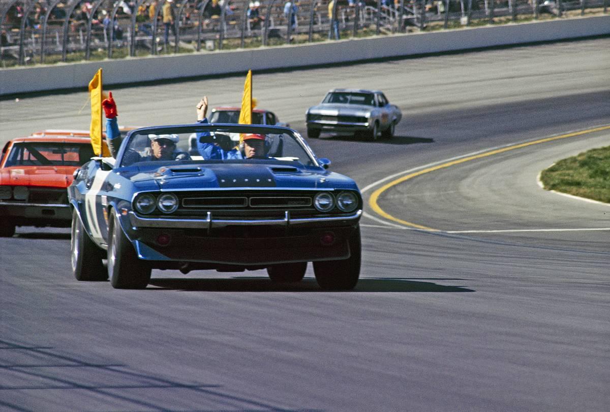 1971 Miller High Life 500 - Ontario Motor Speedway