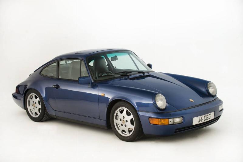 1991 Porsche Carrera 2.